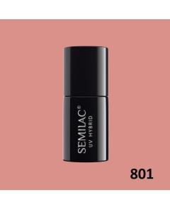 801 Semilac Extend 5in1 Soft Beige