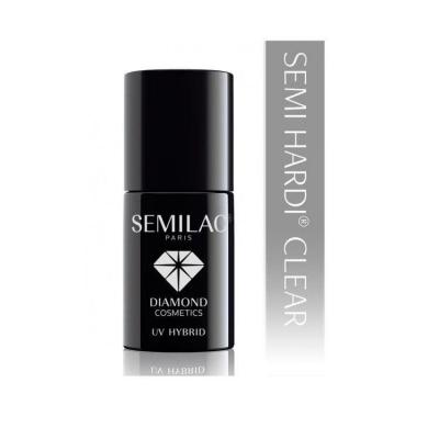 Semilac Lakier hybrydowy budujący SemiHardi Clear 7ml - 1