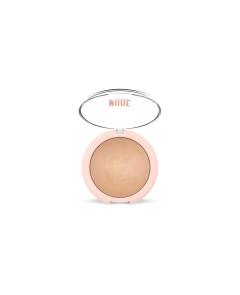 GOLDEN ROSE NUDE LOOK - wypiekany puder do twarzy nude glow