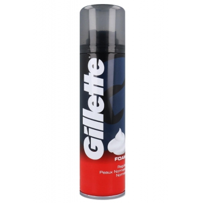 GILLETTE PIANKA DO GOLENIA REGULAR 200ml - 1