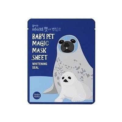HOLIKA HOLIKA MAGIC MASK SEAL MASKA NA TWARZ FOKA - 1