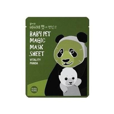 HOLIKA HOLIKA MAGIC MASK MASKA NA TWARZ PANDA - 1
