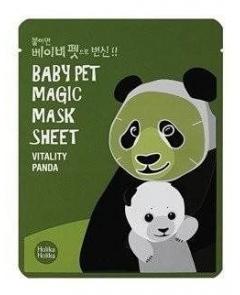 Holika Baby pet magic mask sheet (panda)