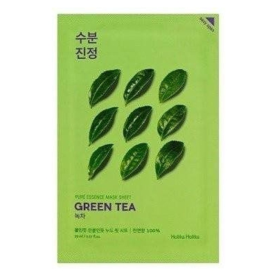 HOLIKA HOLIKA maseczka Pure Essence Mask green tea 20 ml - 1