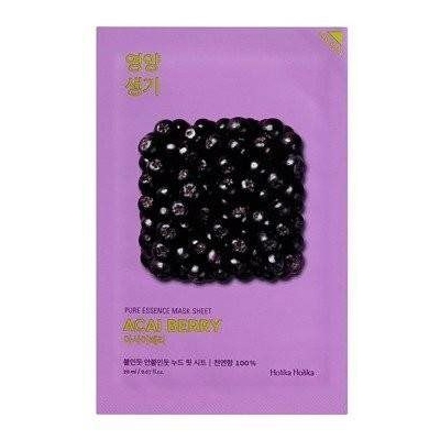 HOLIKA HOLIKA maseczka Pure Essence Mask acaiberry 20 ml - 1