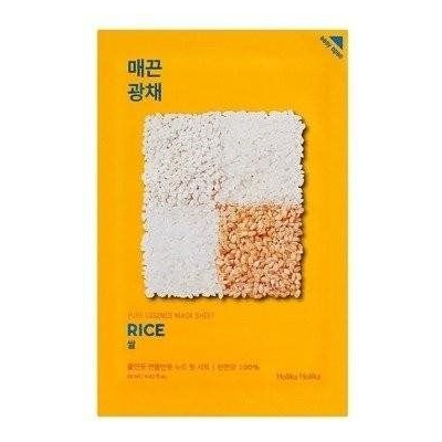 HOLIKA HOLIKA maseczka Pure Essence Mask rice 20 ml - 1