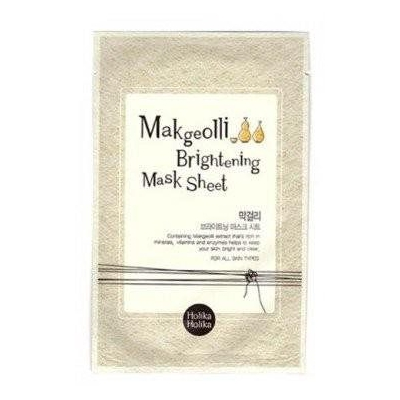 HOLIKA HOLIKA maseczka Pure Essence Mask makgeolli 20 ml - 1
