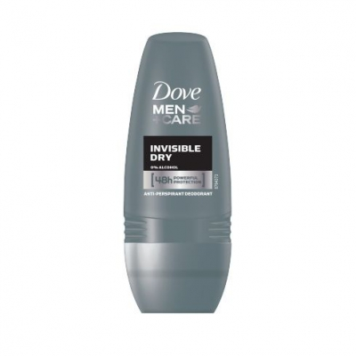DOVE MEN+CARE ANTYPERSPIRANT W KULCE INVISIBLE DRY - 1