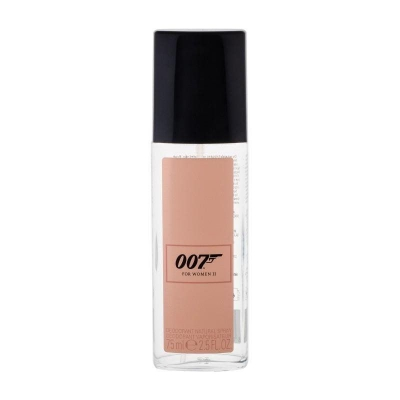 James Bond 007 For Women II Dezodorant 75ml - 1