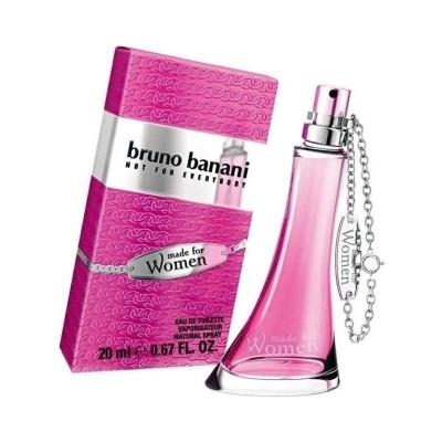 BRUNO BANANI MADE FOR WOMEN 20 ml - 1