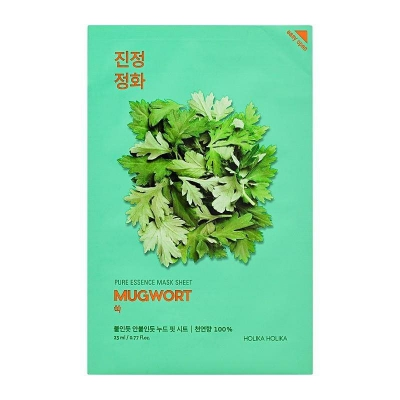 HOLIKA HOLIKA maseczka Pure Essence Mask Mugwort 20 ml - 1