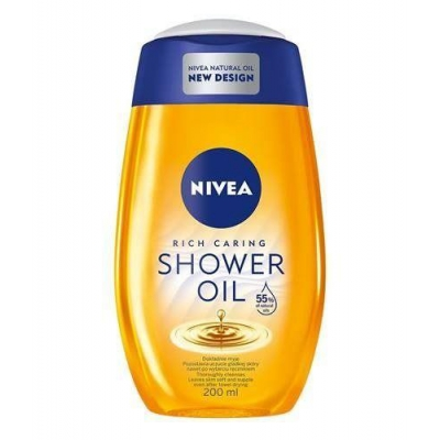 NIVEA NATURAL OIL...