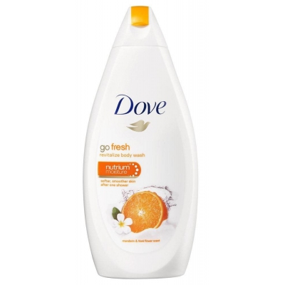 Dove Body Wash Żel Pod Prysznic Go Fresh 500ml - 1
