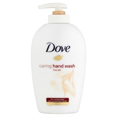 Dove mydło w płynie Fine Silk 250ml - 1