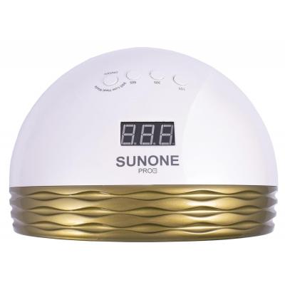 SUNONE PRO1 LAMPA LED UV 48W HYBRYDY ŻELE ZŁOTA - 1