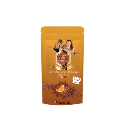 Nacomi Peeling Coffee Chocolate Orange Fit Lovers - 1