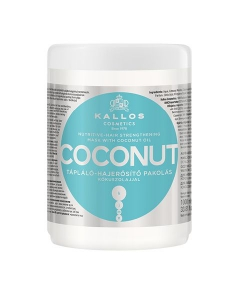 KALLOS Maska do włosów COCONUT 1000ml