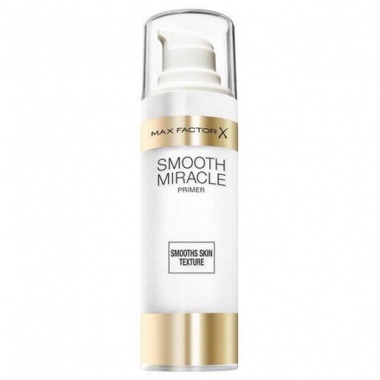 MAX FACTOR SMOOTH MIRACLE PRIMER SMOOTHS SKIN TEXTURE 30 ml - 1