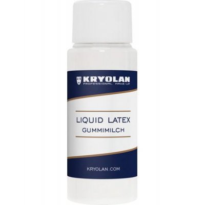 KRYOLAN LIQUID LATEX CLEAR 30 ML - PŁYNNY LATEKS - 1