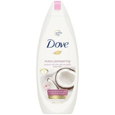 Dove Żel pod prysznic cocount milk jasmine petals - 1