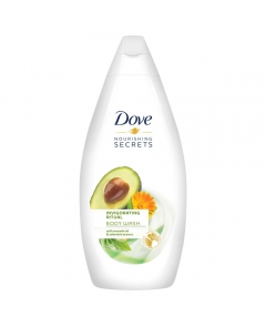 Dove Nourishing Secrets AVOCADO OiI - żel pod prysznic 500ML