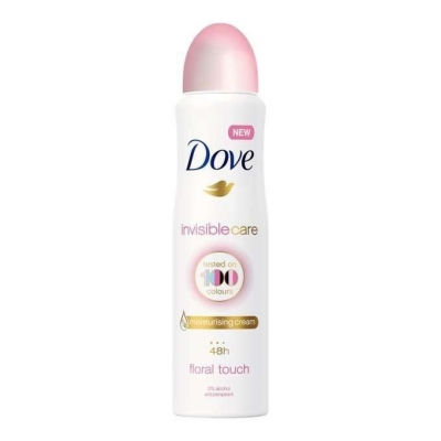 Dove Antyperspirant w sprayu Woman Invisible Care 250ml - 1
