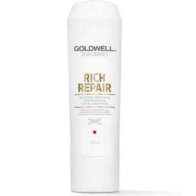 GOLDWELL DUALSENSES RICH REPAIR RESTORING CONDITIONER 200 ML - 1