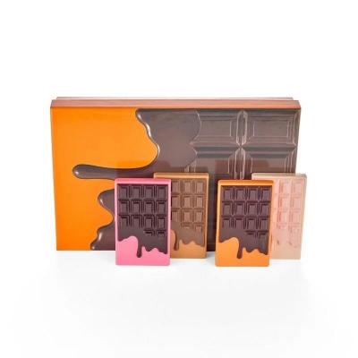 Makeup Revolution Zestaw Mini Chocolate Vault - 1