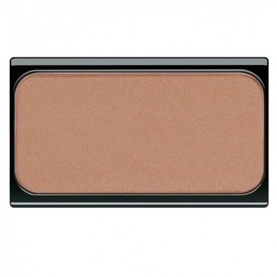 ARTDECO BLUSHER 02 DEEP BROWN ORANGE BLUSH magnetic - 1