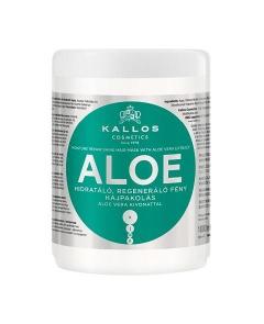 KALLOS ALOE Maska do włosów 1000ml