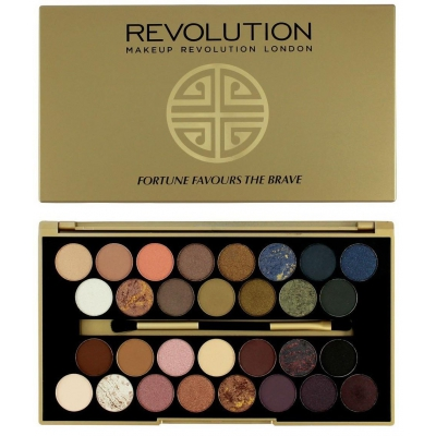 Makeup Revolution Paleta Fortune Favours The Brave - 1