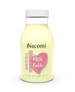 NACOMI Vegan Milk Bath Banana mleczko 300ml