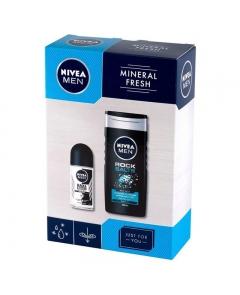 Nivea Men Mineral Fresh PREZENT ZESTAW