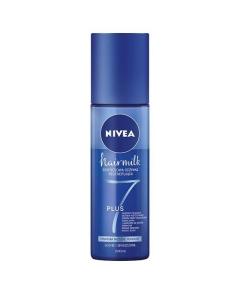 Nivea Hairmilk ekspresowa regenerująca odżywka do włosów o normalnej strukturze