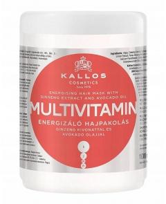KALLOS Maska do włosów MULTIVITAMIN 1000ml