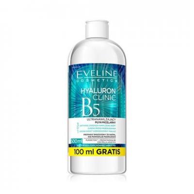 Eveline ultranawilżający płyn micelarny 500ml - 1