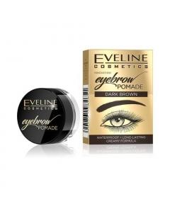 EVELINE Eyebrow Pomade Dark Brown
