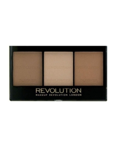 Makeup Revolution Zestaw do kont. L/M C04
