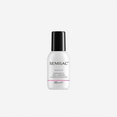 SEMILAC Remover Płyn do Usuwania Hybryd 50 ml - 1