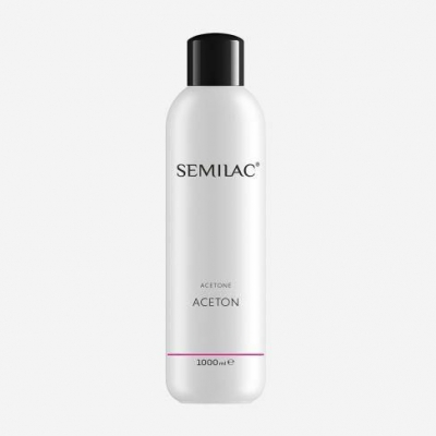 SEMILAC ACETON DO USUWANIA HYBRYD 1000ml - 1