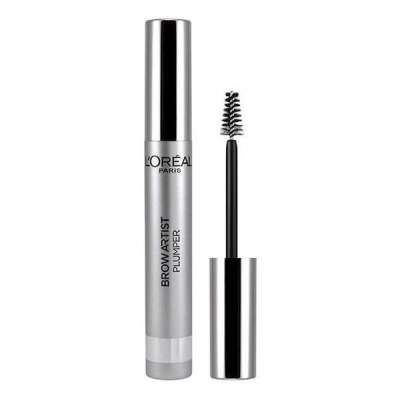 LOREAL BROW ARTIST PLUMPER ŻEL DO BRWI TRANSPARENT - 1