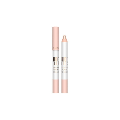 Golden Rose Highlighting Glow Pen Nude Look Rozświetlacz do twarzy w kredce - 1