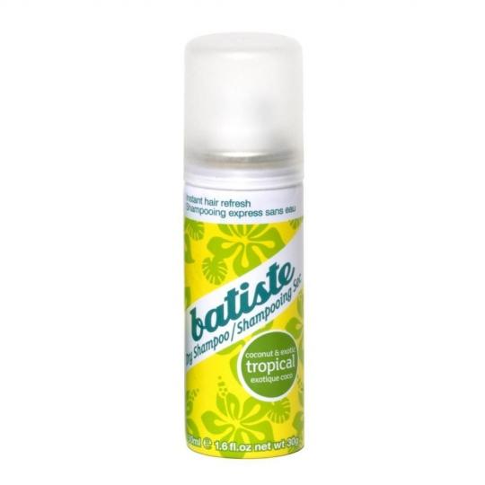 Batiste Dry Shampoo Suchy Szampon TROPICAL 50 ml - 1