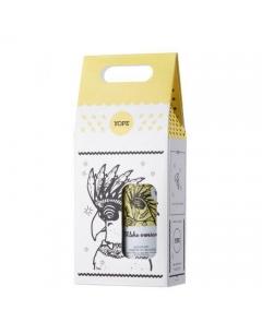 YOPE Zestaw szampon + odżywka Mleko Owsiane