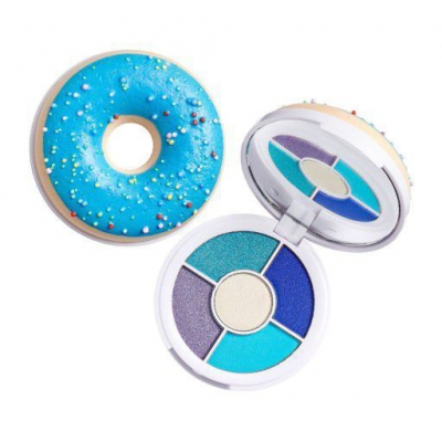 MAKEUP REVOLUTION DONUTS BLUEBERRY PALETA CIENI - 1