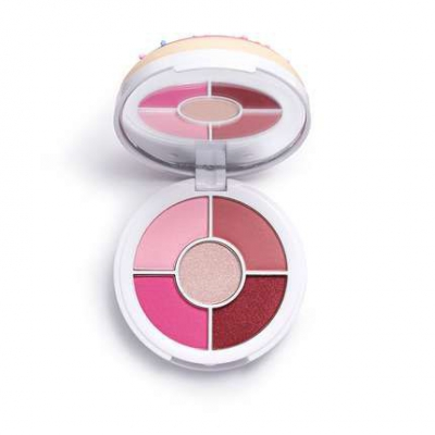 MAKEUP REVOLUTION DONUTS PALETA RASPBERRY ICEING - 1