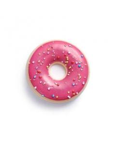 Makeup Revolution Donut Eyeshadow Palette Raspberry Icing - paleta 5 cieni do powiek 5x1,65g