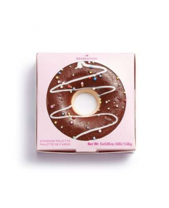 Makeup Revolution Donut - Dounts Eyeshadow Palette Chocolate Dipped - paleta 5 cieni do powiek 5x1,65g