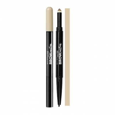 Maybelline Brow Satin Duo Kredka Do Brwi Light Blonde - 1