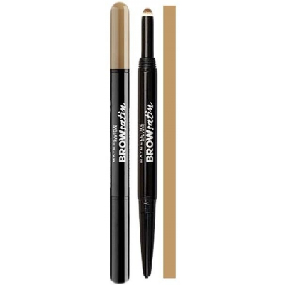 Maybelline Brow Satin Duo Kredka Do Brwi Dark Blonde - 1